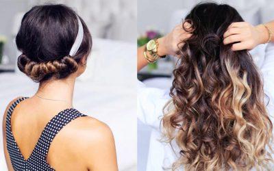 5 frizura za isprobati za vrijeme socijalnog distanciranja