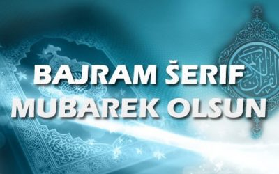 Čestitka povodom Ramazan-Bajrama