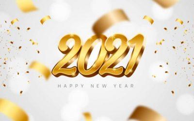 Čestitka povodom Nove 2021. godine